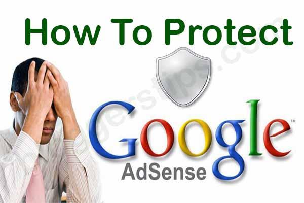 طريقة حماية حساب ادسنس من الاغلاق