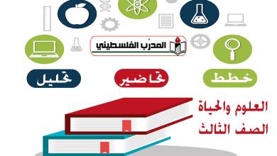 Photo of خطط وتحاضير وتحليل العلوم والحياة – الصف الثالث – الفصل الاول