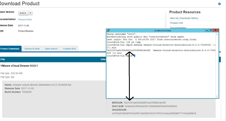 vcloud director documentation
