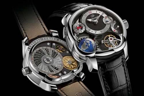 Greubel Forsay GMT Platinum