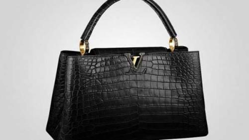 La Crocodile Capucines di Louis Vuitton