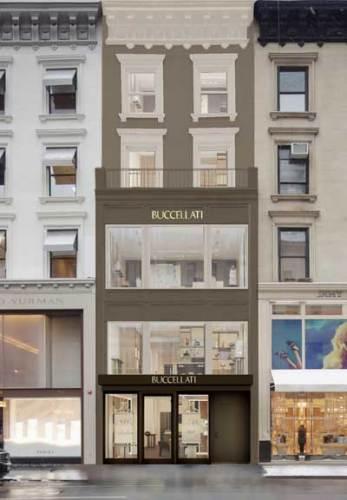 Buccellati - Store New York