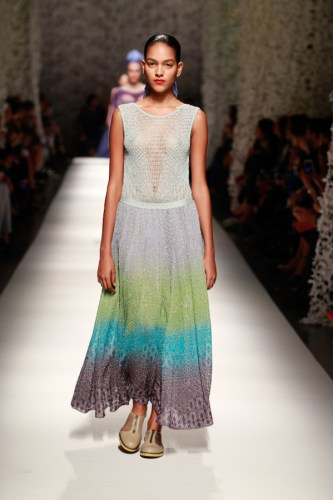 Un look Missoni Estate 2015