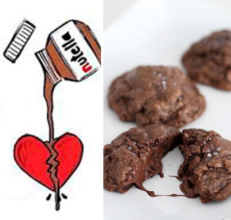 cookies de nutella 2