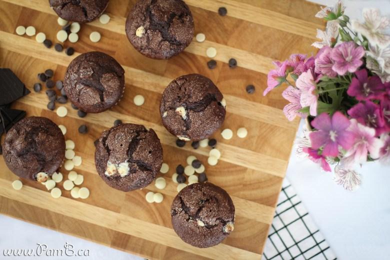 muffin triplo chocolate 1