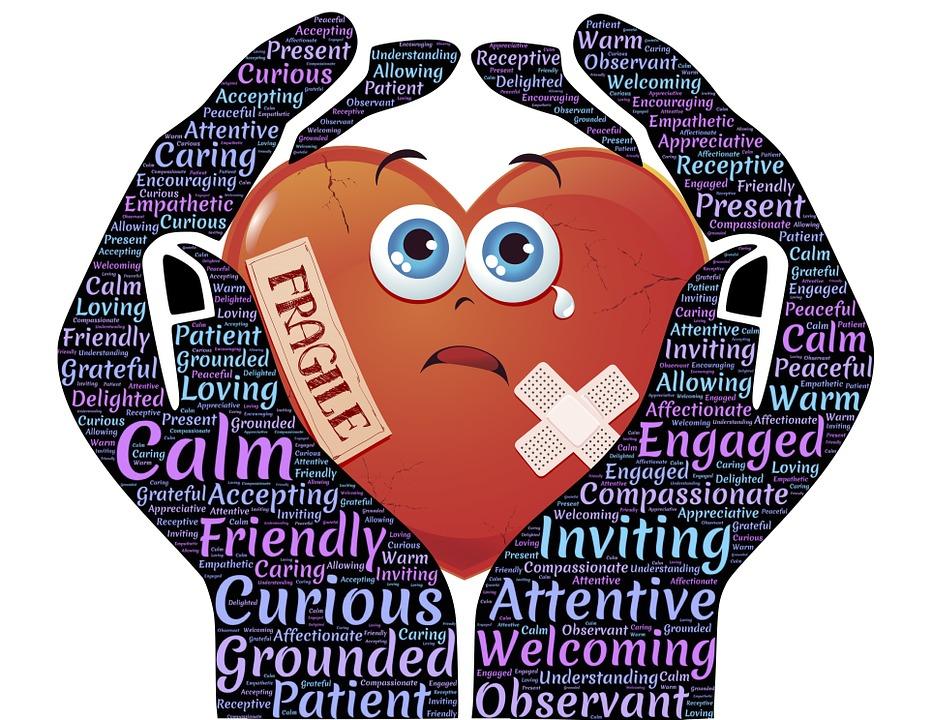 curare il trauma