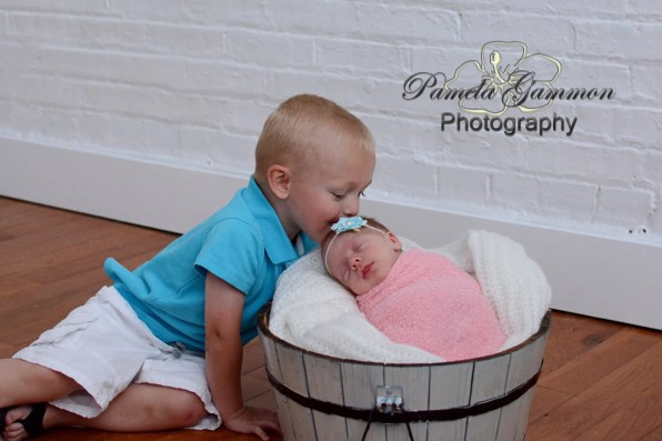 Portsmouth Ohio Newborn Photographer