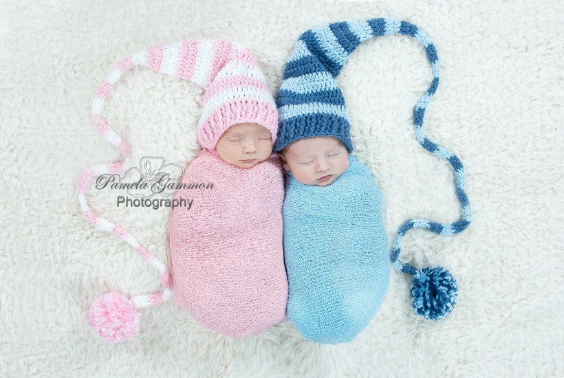 Minford Ohio Photographer | Twin Portraits | Portsmouth Ohio Twins