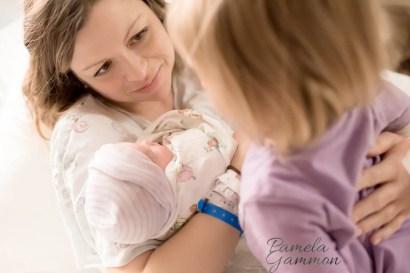 Portsmouth Ohio Birth Photography
