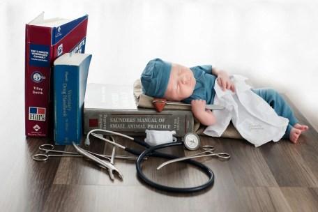 Baby Veterinarian Pictures