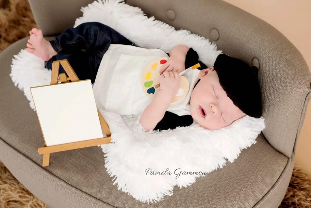 Southern Ohio Newborn Photography