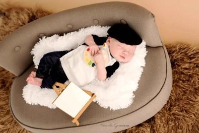 Lucasville Ohio Baby Photographer