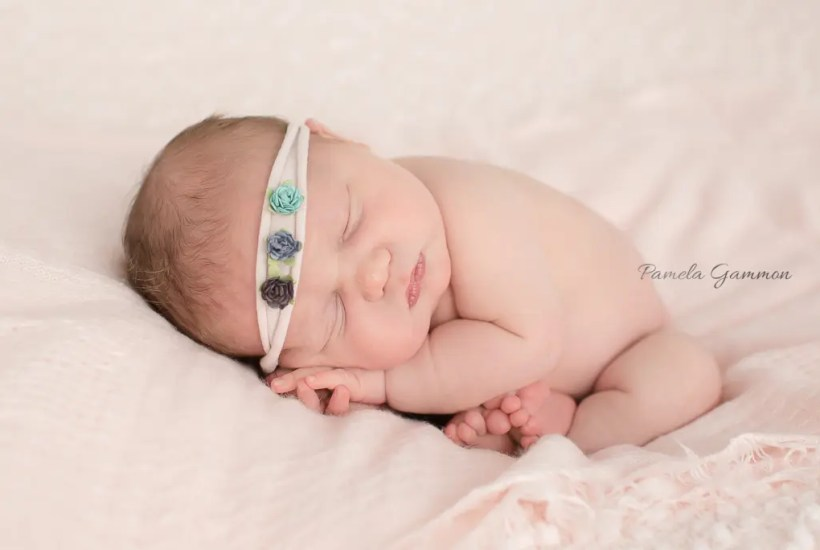 Ironton Ohio Baby Photography