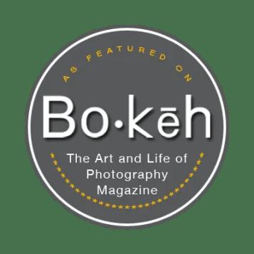 Bokeh Magazine Features Pamela Gammon Photography