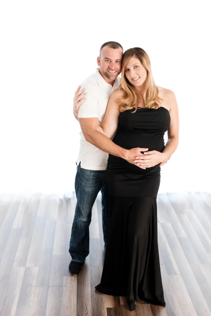 Couple Maternity Photographer KY