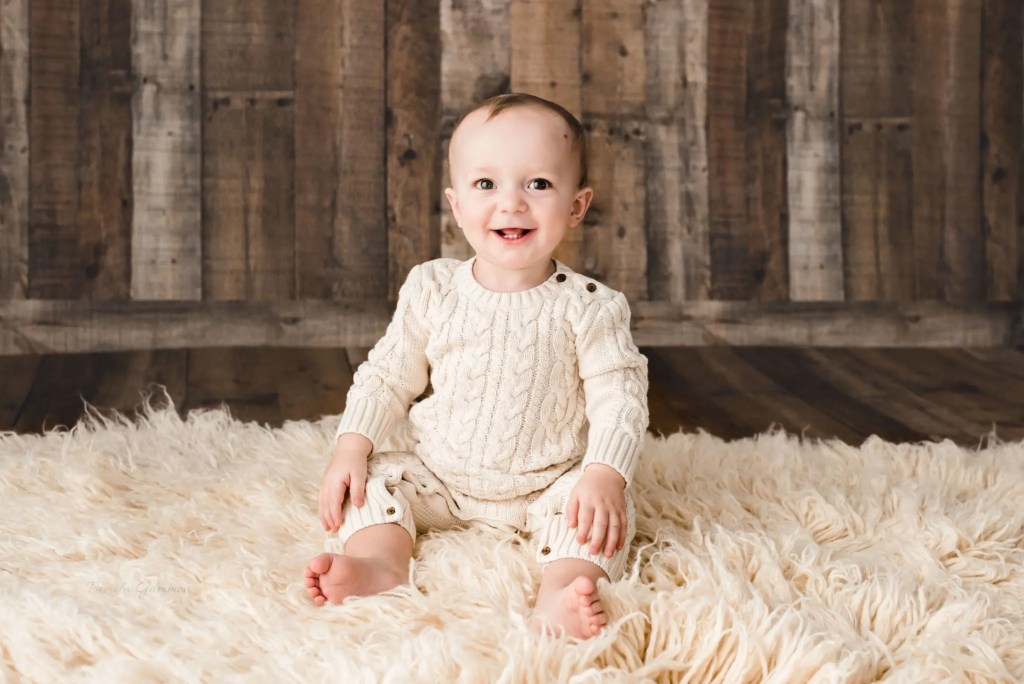 Milestone Baby Photographer Kentucky