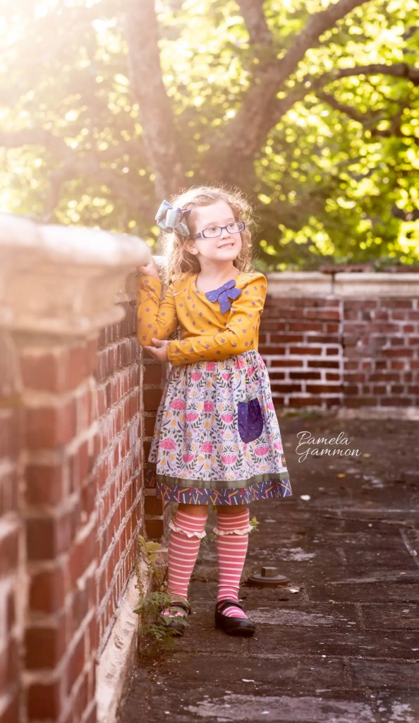 Toddler Girl Photography Ohio