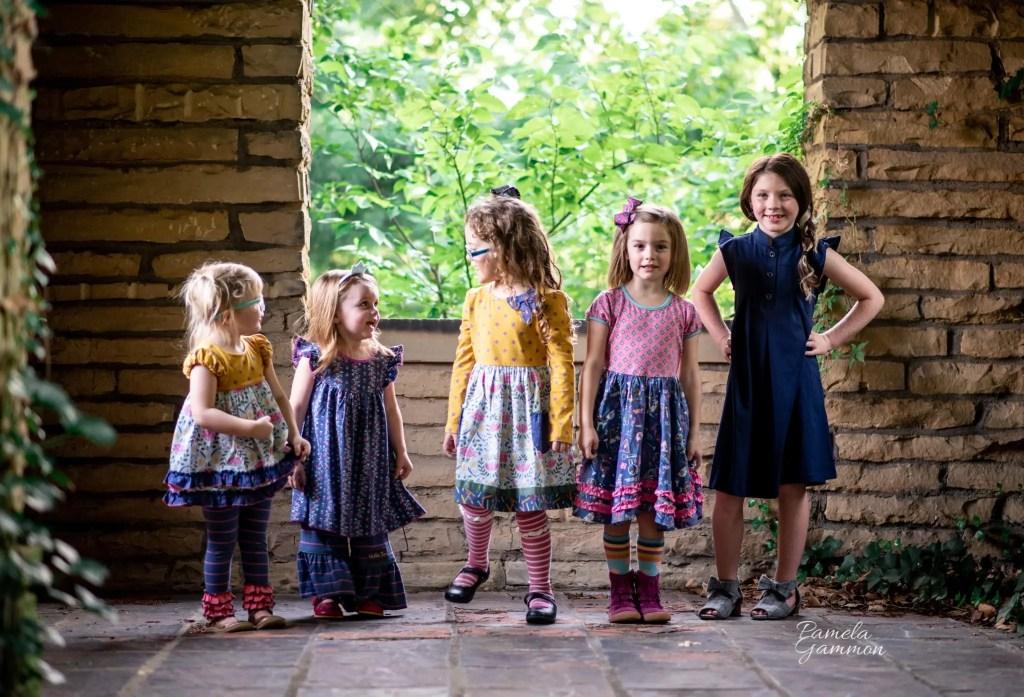 Toddler Girl Photography Ohio
