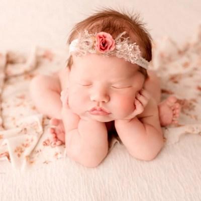 Newborn Photographer Lucasville Ohio | Miss Millie