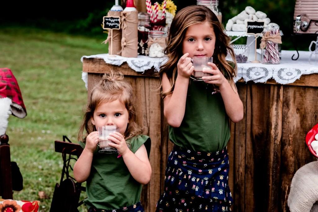Pamela Gammon Photography Imagination Sessions Hot Cocoa
