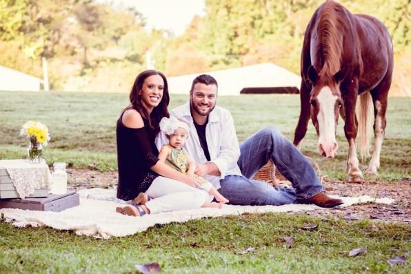 Farm Family Photography Session