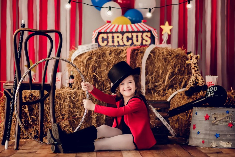 Circus Photography Sessions Studio