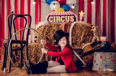Imagination Sessions Circus Photography Sessions Studio