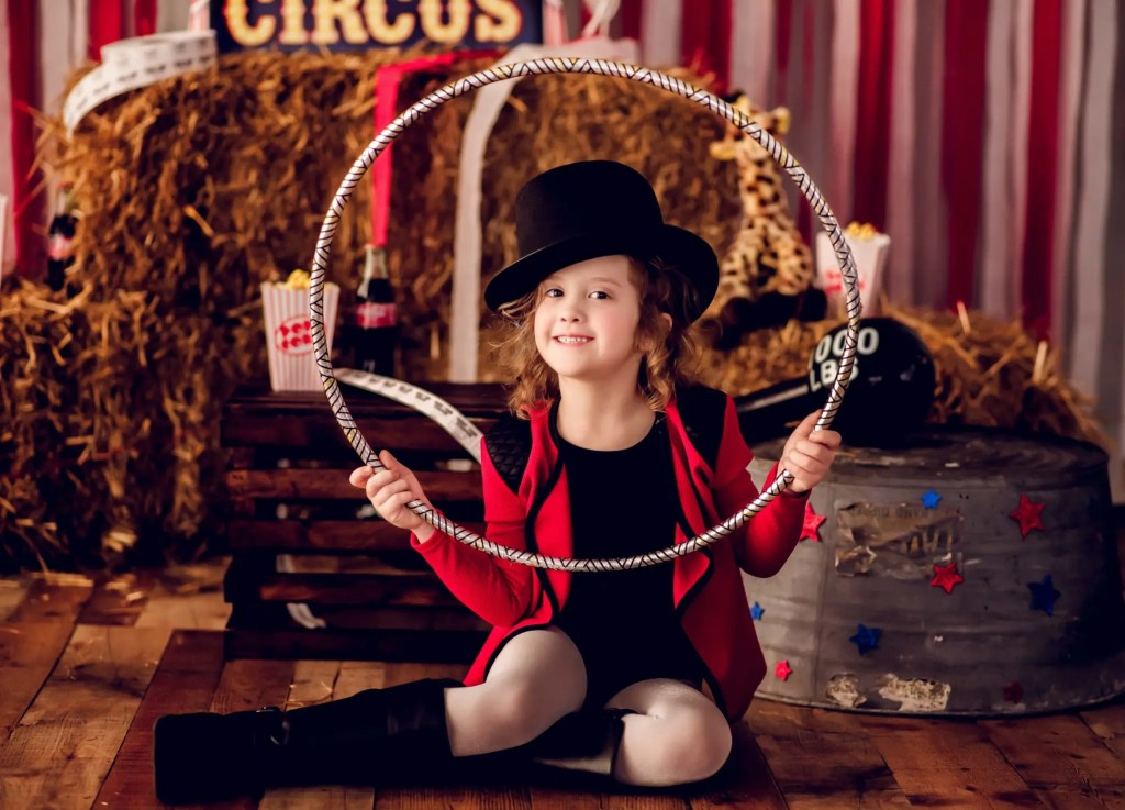 Circus Photography Ideas