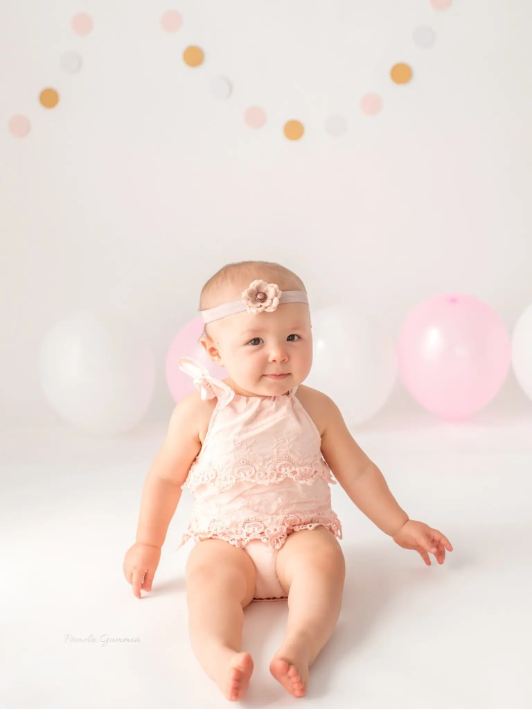 Northern KY First Birthday Pictures