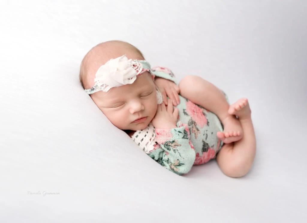Eastern KY Newborn Photos