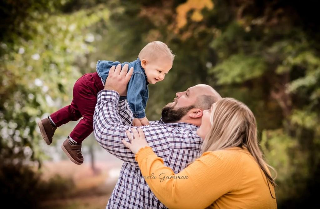 Fall Family Photos KY