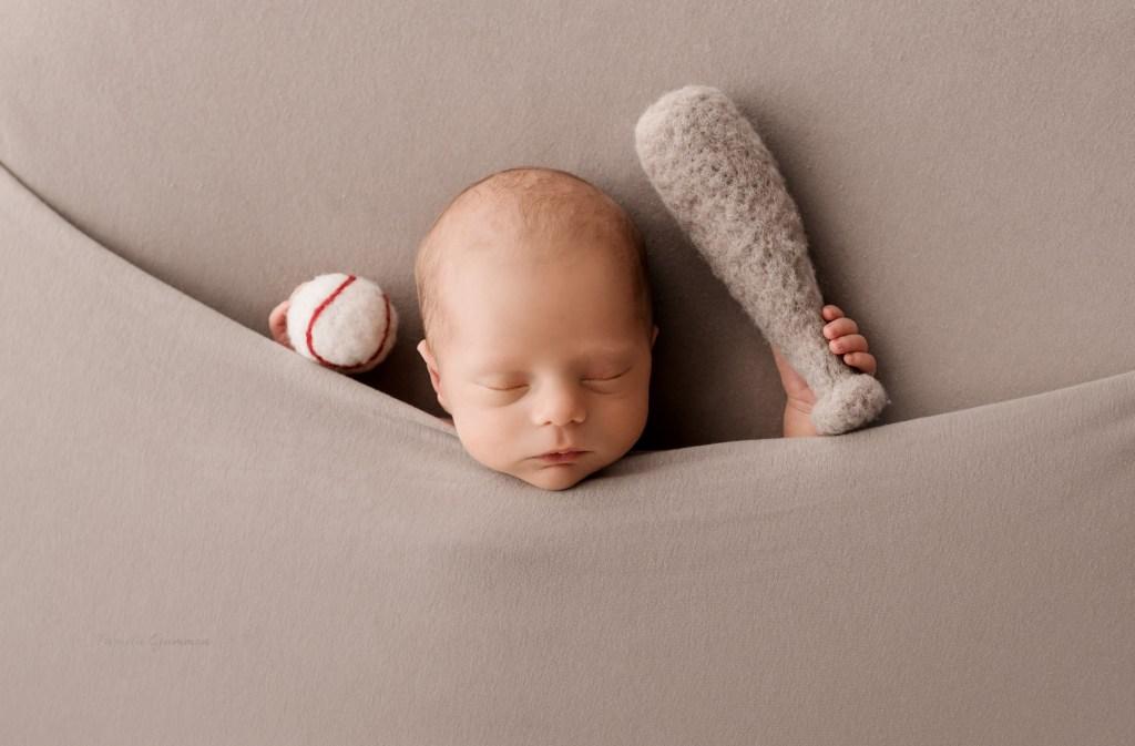 OH Newborn Boy Photos