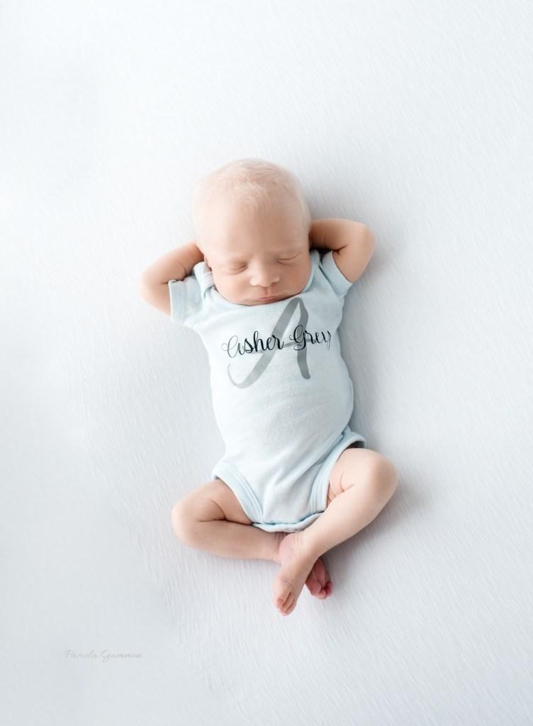 Newborn Boy Photographer