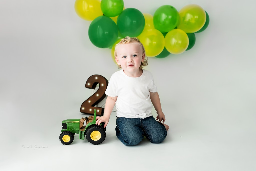 Two Year Old Photography Session
