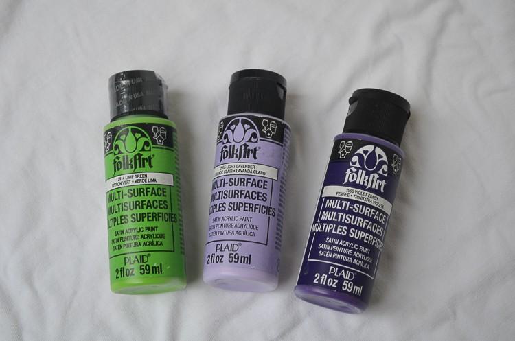 Acrylic Painting Supplies – The Basics