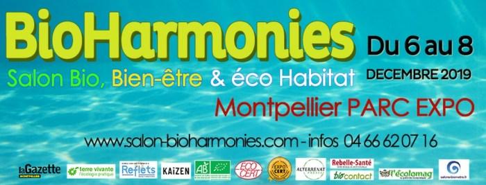 Bio Harmonie Montpelier 2019