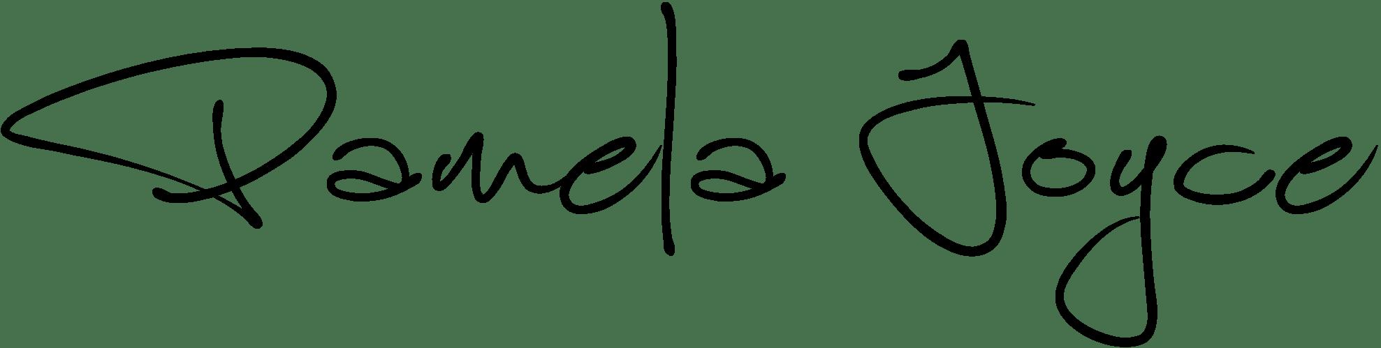 Logo for Pamela Joyce