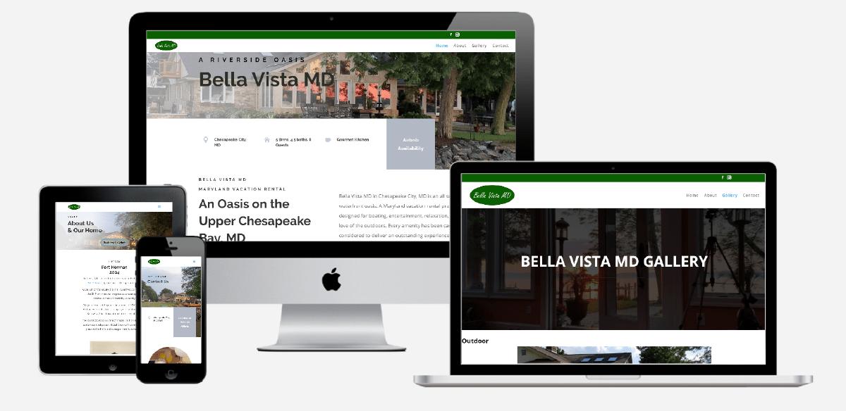 Bella Vista MD Website