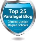 Top 25 Paralegal Blog