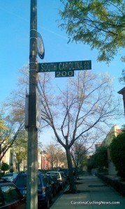 South Carolina Ave
