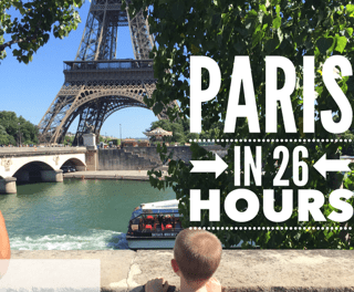 Paris in 26 Hours