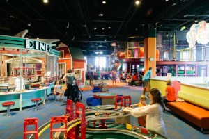 Itty Bitty Magic City in McWane Science Center http://www.mcwane.org/visit/itty-bitty-magic-city/