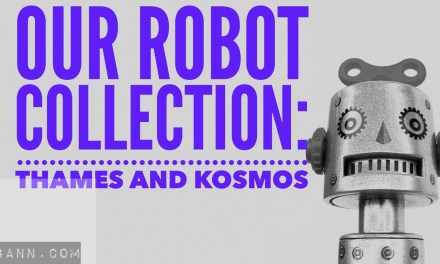 Our Robot Collection: Thames and Kosmos