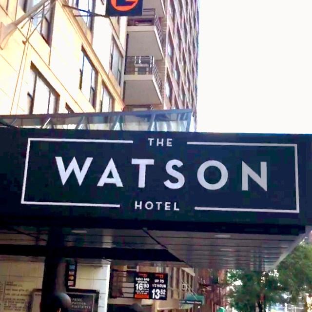 The Watson Hotel, NYC