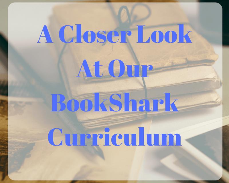 A Closer Look at our BookShark Curriculum