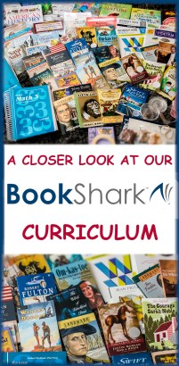 We have used the BookShark Homeschool Curriculum for 4 years now! This is an overview of what we get.