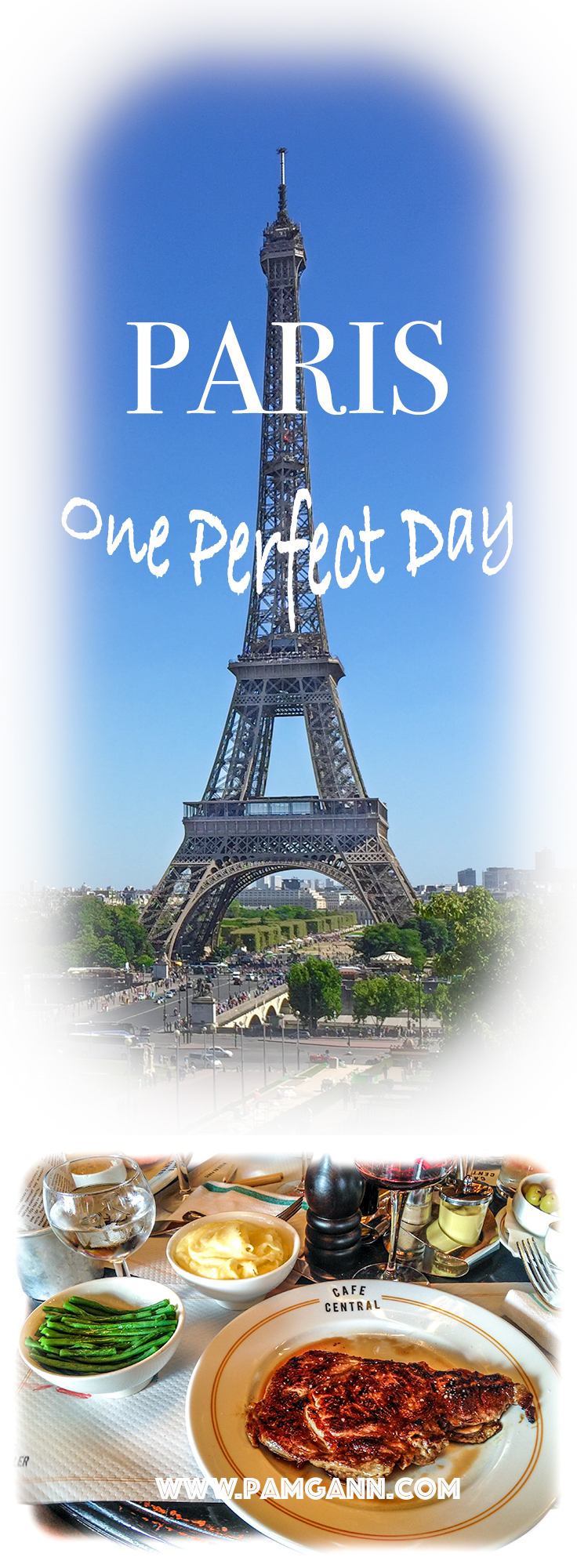 We only got to spend one day in Paris but it was perfect. A dream come true! #familytravel