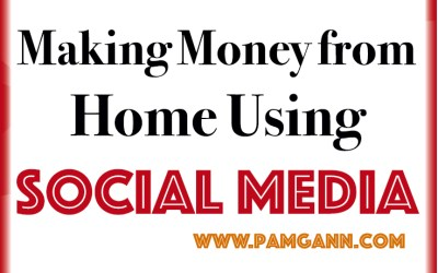 Making Money from Home Using Social Media