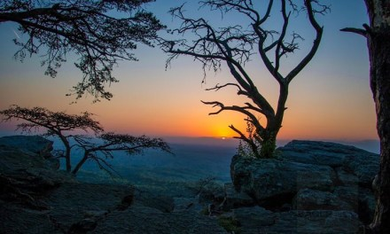 Cheaha State Park, Alabama with video