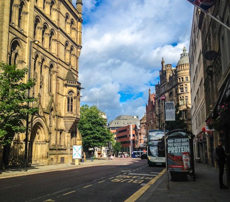 Street of Manchester